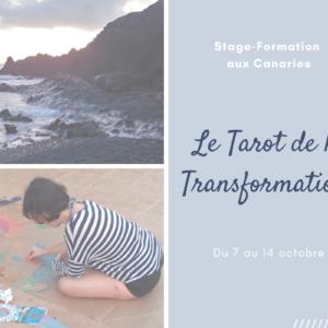 Stage-Formation Le Tarot de la Transformation – Module 1