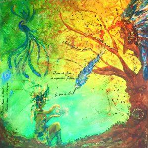 Peinture d'âme 06 - Oumrazaï