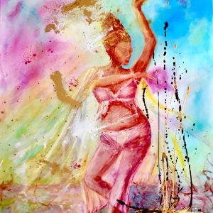 Peinture de l âme Danse sacrée