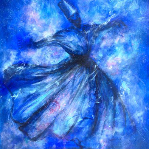 peinture de l âme L'Eveil Le Magicien